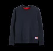 Scotch & Soda Sweater Ronde Hals Navy (152215 - 0002)