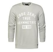 Code Zero Sweater Batten Silver (M20102191 - D10)