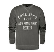 Code Zero Sweater Batten Antraciet (M20102191 - D12)
