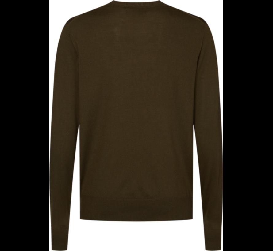 Pullover Wol Groen (K10K102727 - LH0)
