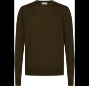 Calvin Klein Pullover Wol Groen (K10K102727 - LH0)