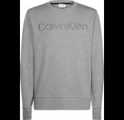 Calvin Klein Sweater Logo Grijs (K10K104877 - P9V)