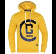 Gaastra Hooded Sweater Geel (1355112182 - Y026)