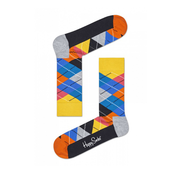 Happy Socks 1pack sokken Argyle multicolor (ARY01-2003)
