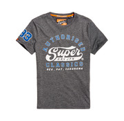 Superdry T-shirt Logo Grijs (M10101CT - Z2U)