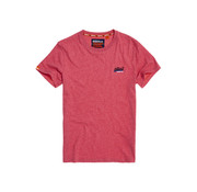 Superdry T-shirt Rood (M10107ET - RLW)