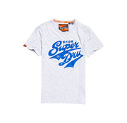 Superdry T-shirt Logo Grijs (M10108SU - 54G)