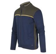 Blue Industry Vest Indigo Blauw (KBIW19 - M10 - Indigo)