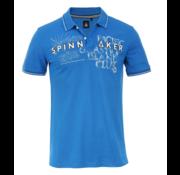 Gaastra Polo Royal Sea Kendal Blauw (1357900181 - B083)