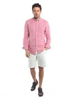 Gaastra Overhemd Salt Rood (1352400181 - P057)