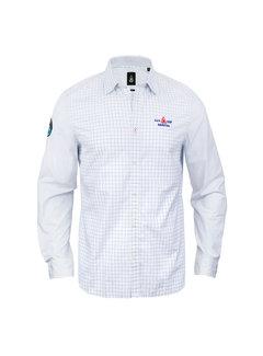 Gaastra Overhemd Simon Blauw (1352100181 - B034)
