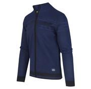Blue Industry Vest Structuur Kobalt Blauw (KBIW19 - M6 - Kobalt)
