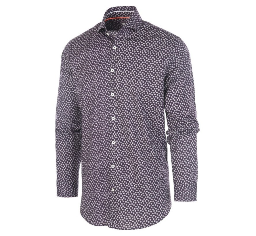 Overhemd Paars (1269.92)