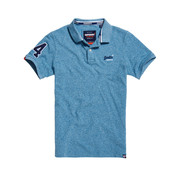 Superdry Polo Blauw (M11002RT - S2P)