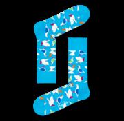 Happy Socks 1pack Sokken Pigeon Navy (PGN01 - 6300)