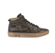 PME Legend Schoenen Mid Sneaker TH Donker Bruin (PBO196045 - 771)