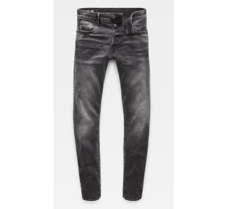 Jeans 3301 Slim Fit Elto Antic Charcoal (51001-B479-A800)