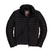 Superdry Winterjas gevoerd Zwart (M5000022A - AFB)