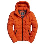 Superdry Winterjas met Capuchon Oranje (M5000066A - N6H)