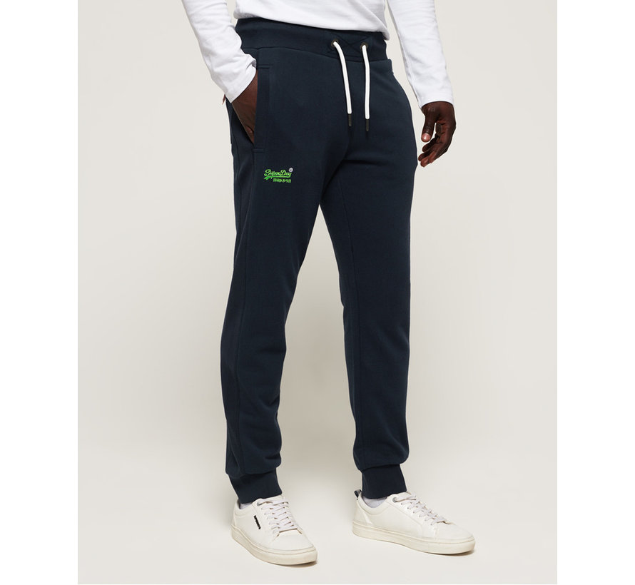 Sweatpants Navy (M7000015A - RVW)