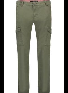 Haze&Finn Broek Urban Cargo Slim Fit Khaki (MU10-0510)