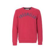 Fred Mello Sweater Broken Logo Rood (FM19W03FG - 351)