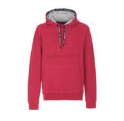 Fred Mello Hooded Sweater Uitstekende Sterretjes Rood (FM19W15FC - 351)