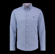 Haze & Finn Overhemd Dobby Cotton Sky Blue (MC12-0106-02)
