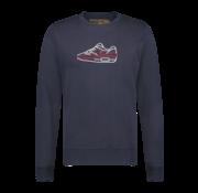 Haze & Finn Sweater Sneaker Navy (MU12-0406)