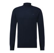 Haze&Finn Trui Roll Neck Dark Navy (ME-0201)