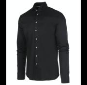 Blue Industry Jersey Overhemd Zwart (James - Black)