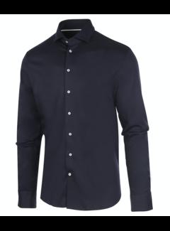 Blue Industry Jersey Overhemd Navy (James - Navy)