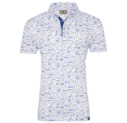 R2 Amsterdam Polo Print Multicolor (105.POLO.019 - 014)