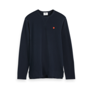 Scotch & Soda Longsleeve T-shirts Navy (152258 - 0093)
