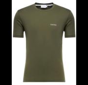 Calvin Klein T-shirt Groen (K10K103307 - 359)