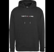 Tommy Hilfiger Hooded Sweater Zwart (DM0DM07030 - BBU)