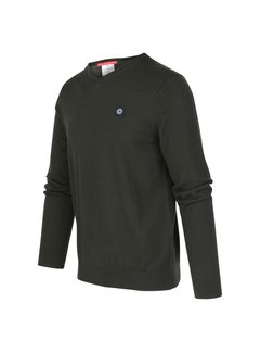 Blue Industry Pullover Green (KBIW19-M15-Green)
