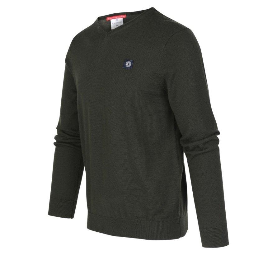 Pullover Green (KBIW19-M15-Green)