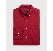 Gant Overhemd met Borstzak Rood (3021430 - 617)