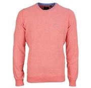 New Zealand Auckland Sweater Panguru Oranje (19AN474 - 638)