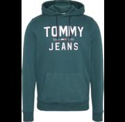 Tommy Hilfiger Hooded Sweater Atlantic Blue (DM0DM07025 - CA4)