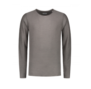 Dstrezzed Sweater Cooper Acid Stripe Granite Grey (404186 - 832)