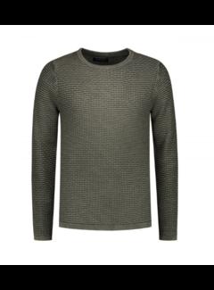 Dstrezzed Sweater Acid Structure Dark Army (404192 - 524)