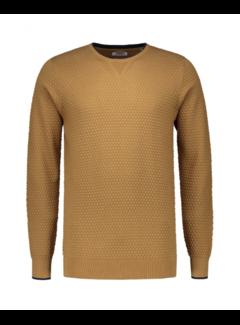 Dstrezzed Sweater Pineaple Knit Bronze (404194 - 305)