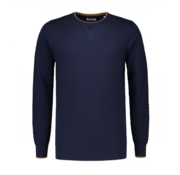 Dstrezzed Sweater Pineaple Knit Dark Navy (404194 - 669)