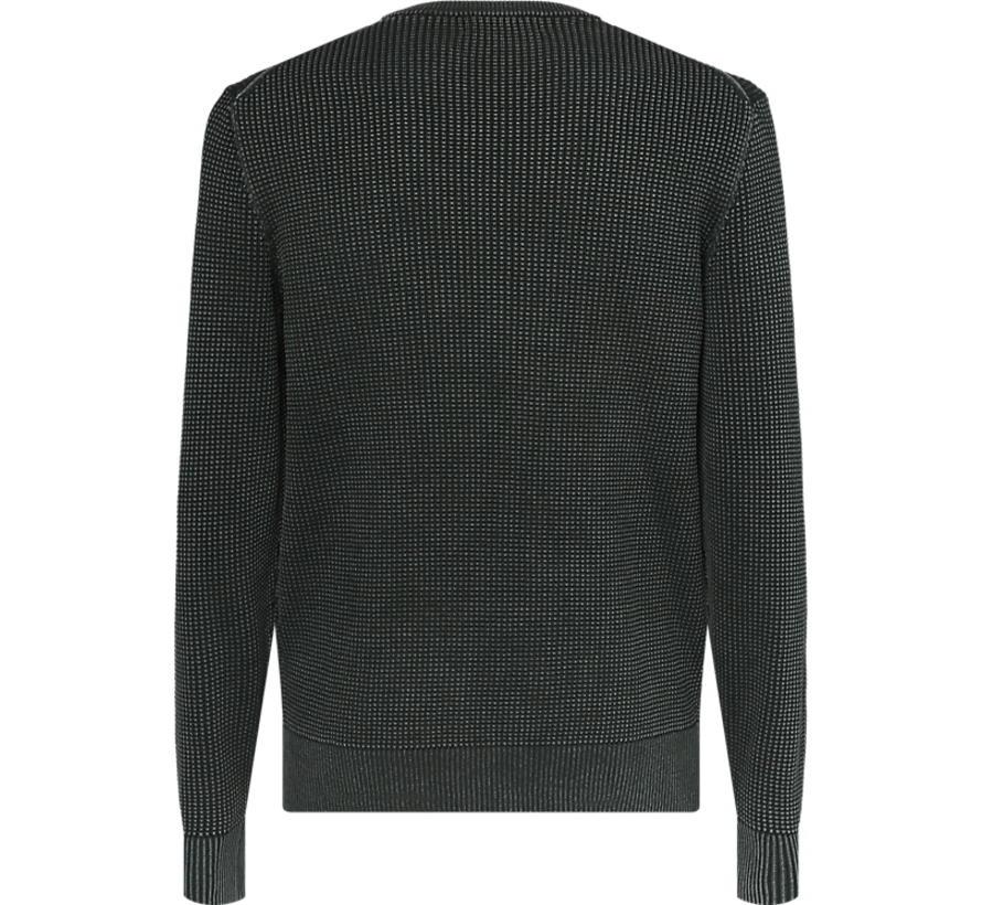 Sweater Texture Army (K10K104721 - MRZ)