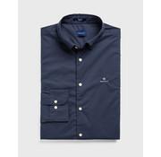 Gant Overhemd Print Navy (3020830 - 410)