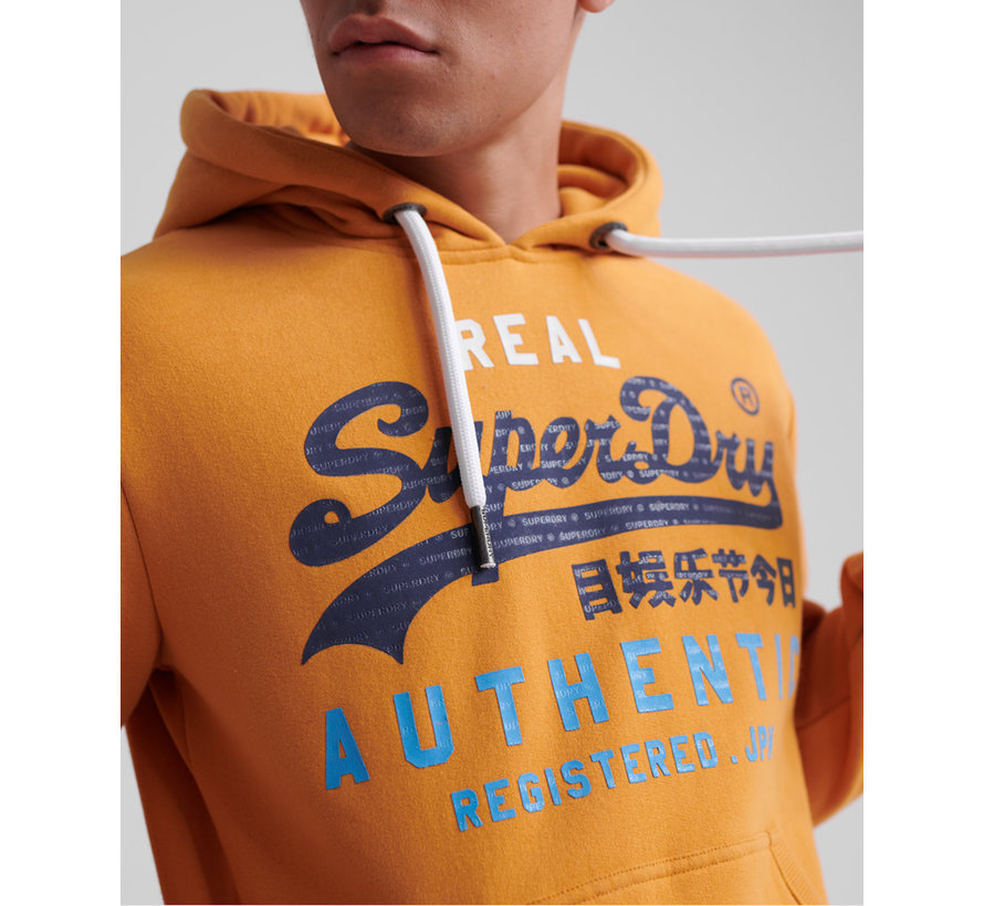 Hoody Sweater Authentic Tri Hood (M2000069B - A6D)