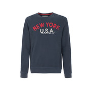 Fred Mello Sweater Tekst New York (FM19W11FG - 684)