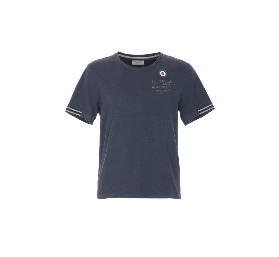 T-shirt Blue (FM19W11TG - 684)